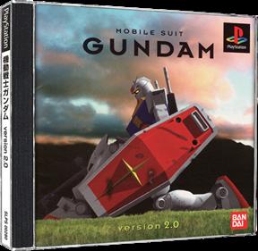 Kidou Senshi Gundam - Version 2.0 - Box - 3D