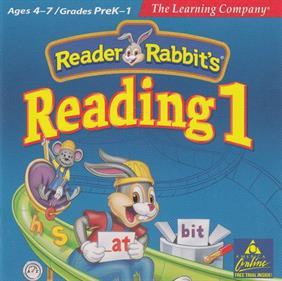 Reader Rabbit's Reading 1