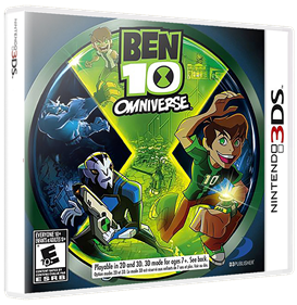 Ben 10: Omniverse - Box - 3D