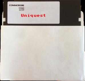 Uniquest - Fanart - Disc