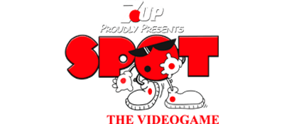 Spot: The Video Game - Clear Logo