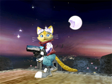 Blinx 2: Masters of Time and Space - Screenshot - Gameplay