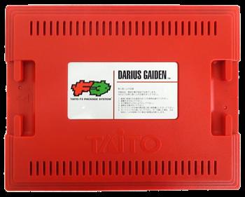 Darius Gaiden - Cart - Front