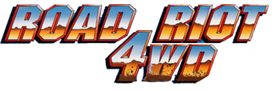 Road Riot 4WD - Clear Logo