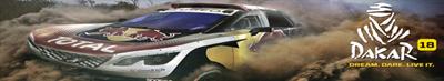 Dakar 18 - Banner