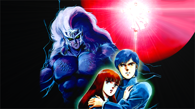 Digital Devil Story: Megami Tensei - Fanart - Background
