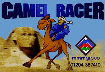 Camel Racer - Screenshot - Game Title