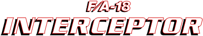 F/A-18 Interceptor - Clear Logo