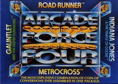 Arcade Force Four
