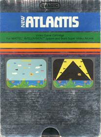 Atlantis - Box - Back