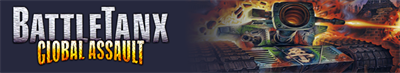 BattleTanx: Global Assault - Banner