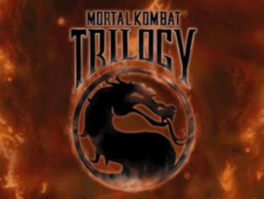 Mortal Kombat Trilogy - Screenshot - Game Title