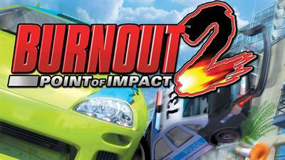 Burnout 2: Point of Impact - Fanart - Background