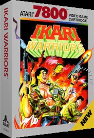 Ikari Warriors - Box - 3D