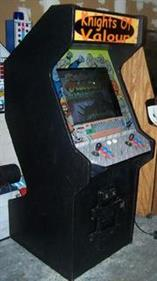 Knights of Valour: Super Heroes - Arcade - Cabinet