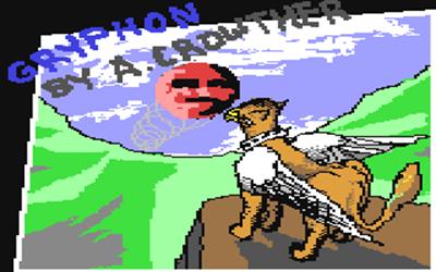 Gryphon - Screenshot - Game Title