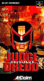 Judge Dredd - Box - Front