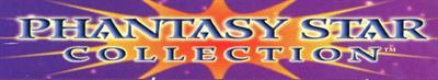 Phantasy Star Collection - Banner