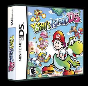 Yoshi's Island DS - Box - 3D