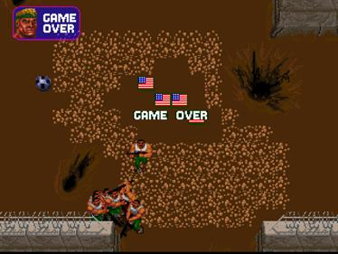 Total Carnage - Screenshot - Game Over
