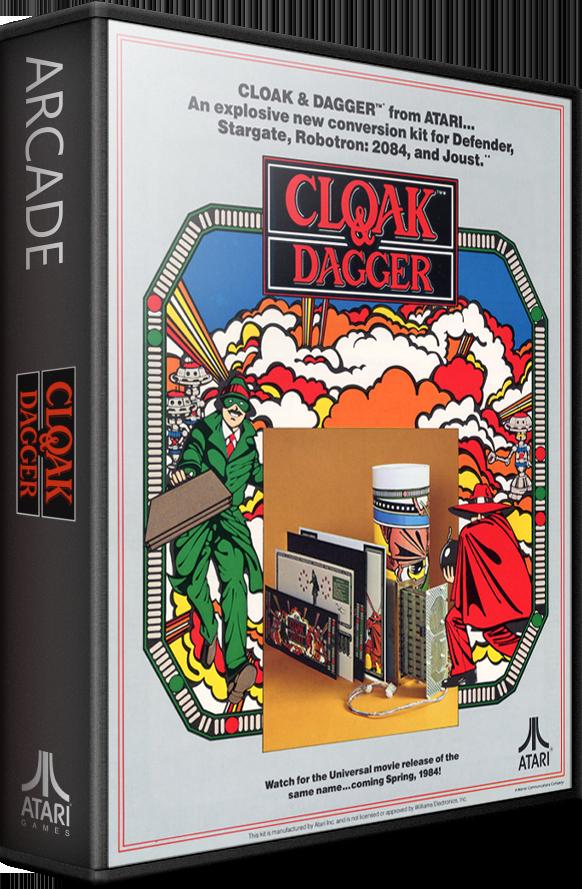 Cloak Dagger Details Launchbox Games Database