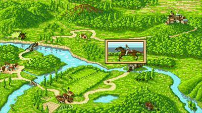Iron Lord - Screenshot - Gameplay