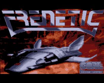 Frenetic - Screenshot - Game Title