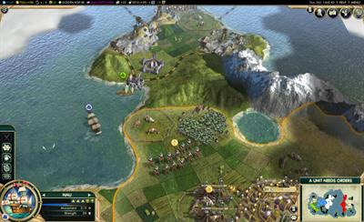 Civilization V: Brave New World - Screenshot - Gameplay