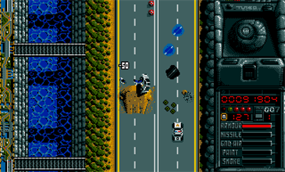 James Bond 007: The Spy Who Loved Me - Screenshot - Gameplay