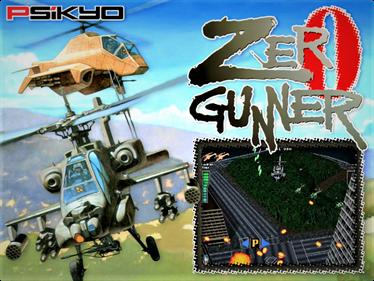 Zero Gunner - Fanart - Background
