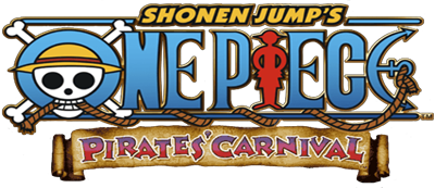 One Piece: Pirates' Carnival - Clear Logo