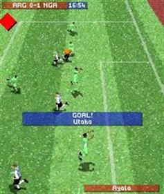 FIFA Soccer 2004 - Screenshot - Gameplay