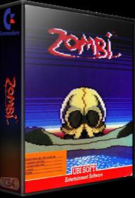Zombi  - Box - 3D