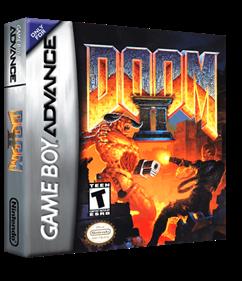 Doom II - Box - 3D
