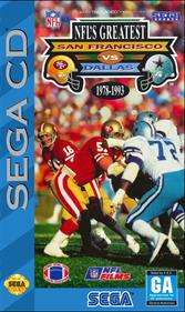NFL's Greatest: San Francisco vs. Dallas 1978-1993 - Box - Front - Reconstructed