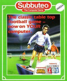 Subbuteo: The Computer Game
