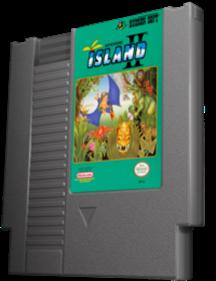 Adventure Island II - Cart - 3D