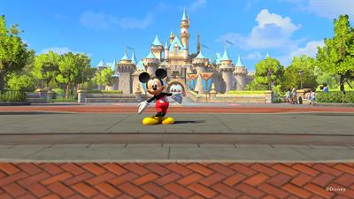 Disneyland Adventures - Fanart - Background