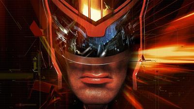 Judge Dredd - Fanart - Background