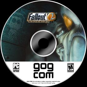 Fallout 2 - Fanart - Disc