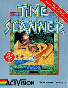 Time Scanner - Box - Front