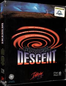 Descent - Box - 3D