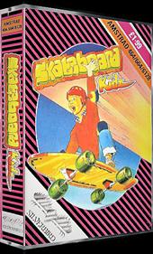 Skateboard Kidz - Box - 3D