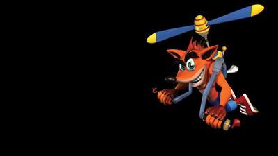 Crash Bandicoot 2: Cortex Strikes Back - Fanart - Background