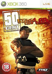 50 Cent: Blood on the Sand - Box - Front