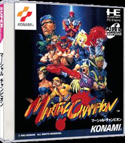 Martial Champion - Box - 3D