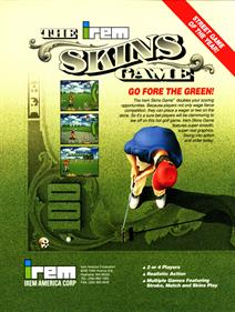 The Irem Skins Game