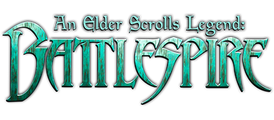 An Elder Scrolls Legend: Battlespire - Clear Logo