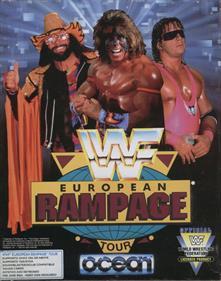 WWF European Rampage Tour