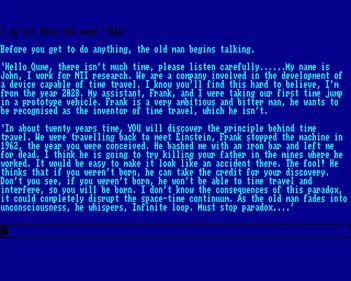 The Paradox Effect II - Screenshot - Gameplay